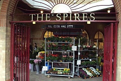 The Spires is to have a £7 million upgrade